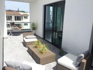 Penthouse in Santiago