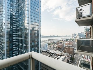 28J-WEST 43RD STREET-LUXURY 1BR APT-BALCONY-DOORMAN