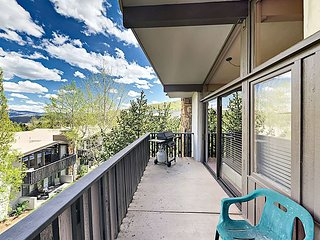 1BR Snowmass Condo Near Treehouse Ski School – Ski In, Ski Out to Slopes