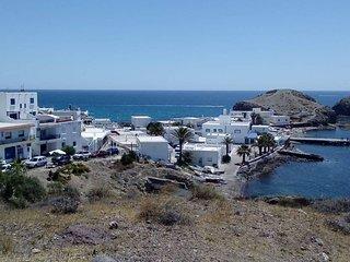 Apartamento en La Isleta del Moro, Cabo de Gata, Almería
