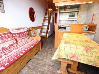 Appartement 3 pieces 6 personnes a Vallandry en centre station et a cote des pis