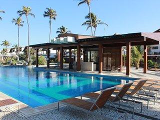 Taiba Beach Resort - apartamento 2 suites