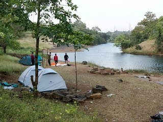 Devkund Adventure Tourism - Devkund Waterfall Trek & Camping