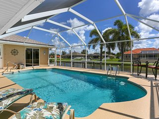 Villa Sea Turtle Run - Beautiful villa in the heart of SW Cape Coral