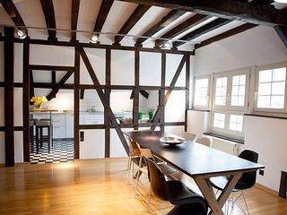 Loft-Apartment 'Rütger Vischer' im historischen Richterhaus
