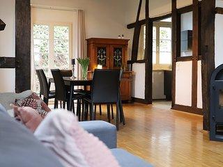 Apartment 'Galgenberg' im historischen Peter-Knecht-Haus