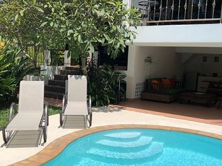 Maenam Villa | Private pool and garden | 400 meters from the beach.