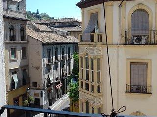 Confortable apartamento en el centro de Granada