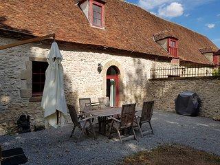 Chateau Embourg 1. Appartement: Paradies für Familien, Ort zum Entschleunigen