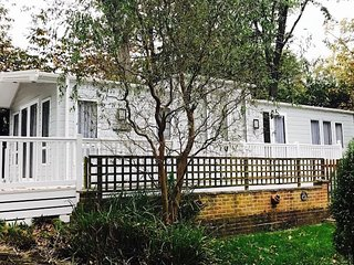 Luxury holiday home in beautiful woodland park