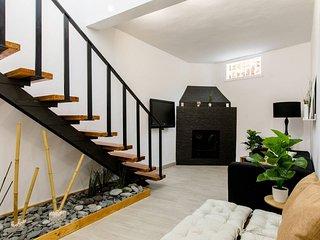 'La Bodega': Casa rural moderna y de diseño