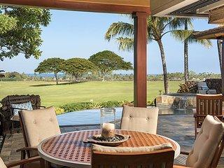 Maluhia Hale at Hualalai - Stylish 3 bedroom home w/pool - near Four Seasons