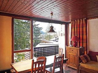 Rental Apartment Argentière, studio flat, 3 persons