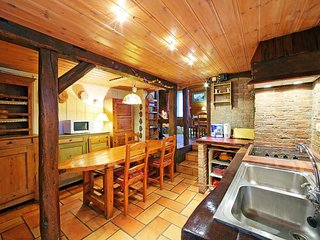 Rental Chalet Chamonix-Mont-Blanc, 4 bedrooms, 12 persons
