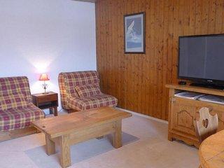 Rental Apartment Chamonix-Mont-Blanc, 1 bedroom, 4 persons