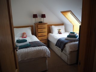 TAMMIE NOREI, The Decca: Self Catering Shetland