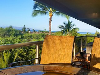 Oceanview suite w/ shared pool and hot tub - close to the beach!