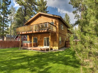 Gorgeous Ski Lease South Lake Home W/ Hot Tub