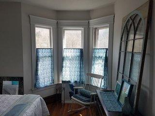 Shadowcrest - Turquoise Bedroom