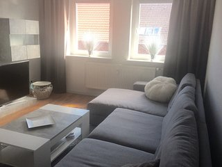 Apartment in Hanover with Internet, Parking, Washing machine (1027682)