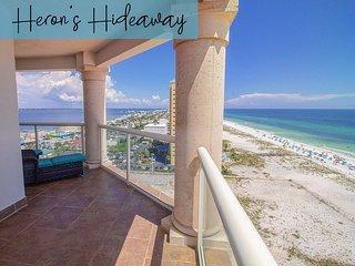 Beach Club #1101- 'Heron's Hideaway'