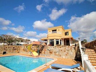Villa Las Cuevas - Tias
