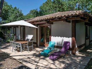 Villa charmante dans les pins proche de la plage