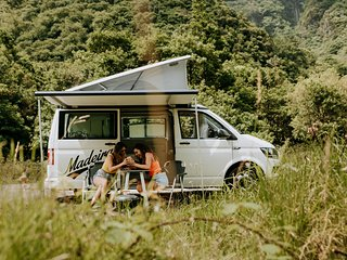 Location Van amenagee - Campervan sur l'ile de Madere - Campervan Hire Madeira