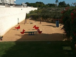 Coqueto  apartamento en 1ª línea de playa Paraiso en Villajoyosa, Alicante.