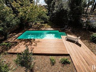 Superbe villa avec piscine proche plage Moulleau