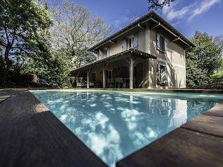 Superbe villa avec piscine proche plage - Arcachon