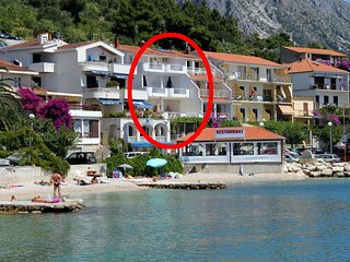 One bedroom apartment Podgora (Makarska) (A-6596-b)