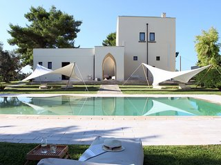 Luxury villa Masseria Carrubo