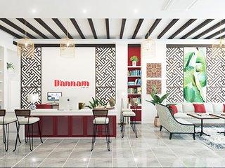 D'annam Hanoi Hostel - Bedroom 1