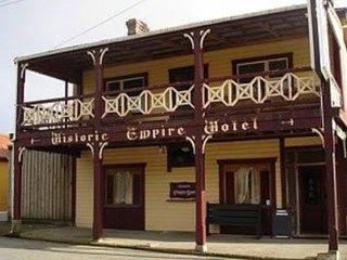 Golden Aylmer in Historic Goldtown Ross