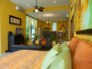 Sunflower Studio at Casa Rainbow