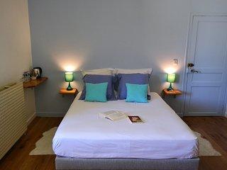 Chambre cosy avec PDJ entre Sarlat de Rocomadour