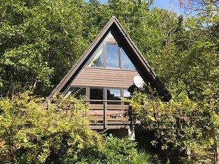 Pfälzer Hexenhäuschen - Gemütliches Nurdachhaus in der Pfalz