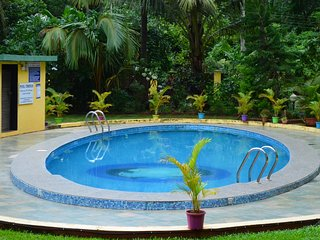 Tranquil Woods 2BHK Apartment With Common Pool