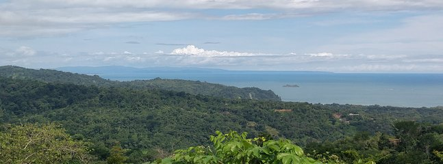 Grandes vistas del Océano Pacífico