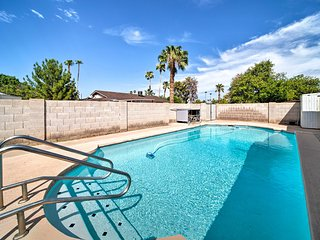 NEW! Tempe Home w/Private Pool- 4 Mi. to Downtown!