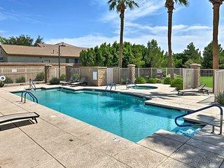 Phoenix Area Home w/ Private Patio & Pool Access!