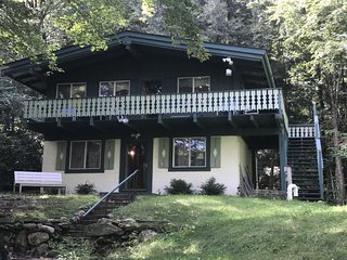 NEW LISTING! Cozy chalet at base of a mountain w/wood stove, near skiing