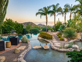 NEW! 'The Oasis' - Paradise under the Arizona Sun - 7 Bedrooms, Pool, Volleyball