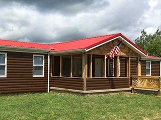 Sunset Cabin - 1st Choice Cabin Rentals