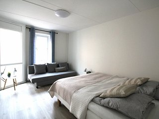 Apartment in the center of Oslo with Internet, Lift, Parking, Garden (670901)