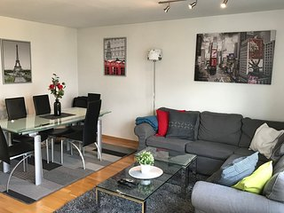 Apartment in the center of Oslo with Internet, Lift, Parking, Garden (670895)
