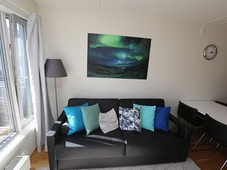 Apartment in the center of Oslo with Internet, Lift, Parking, Terrace (966463)