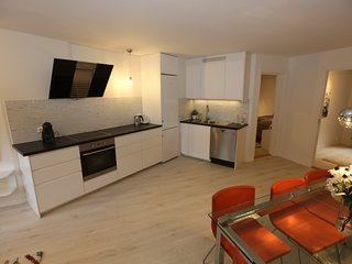 Spacious apartment very close to the centre of Oslo with Lift, Internet, Washing