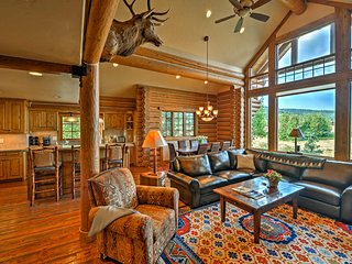 Cozy Cabin w/Hot Tub - Steps to Tetons Springs Spa